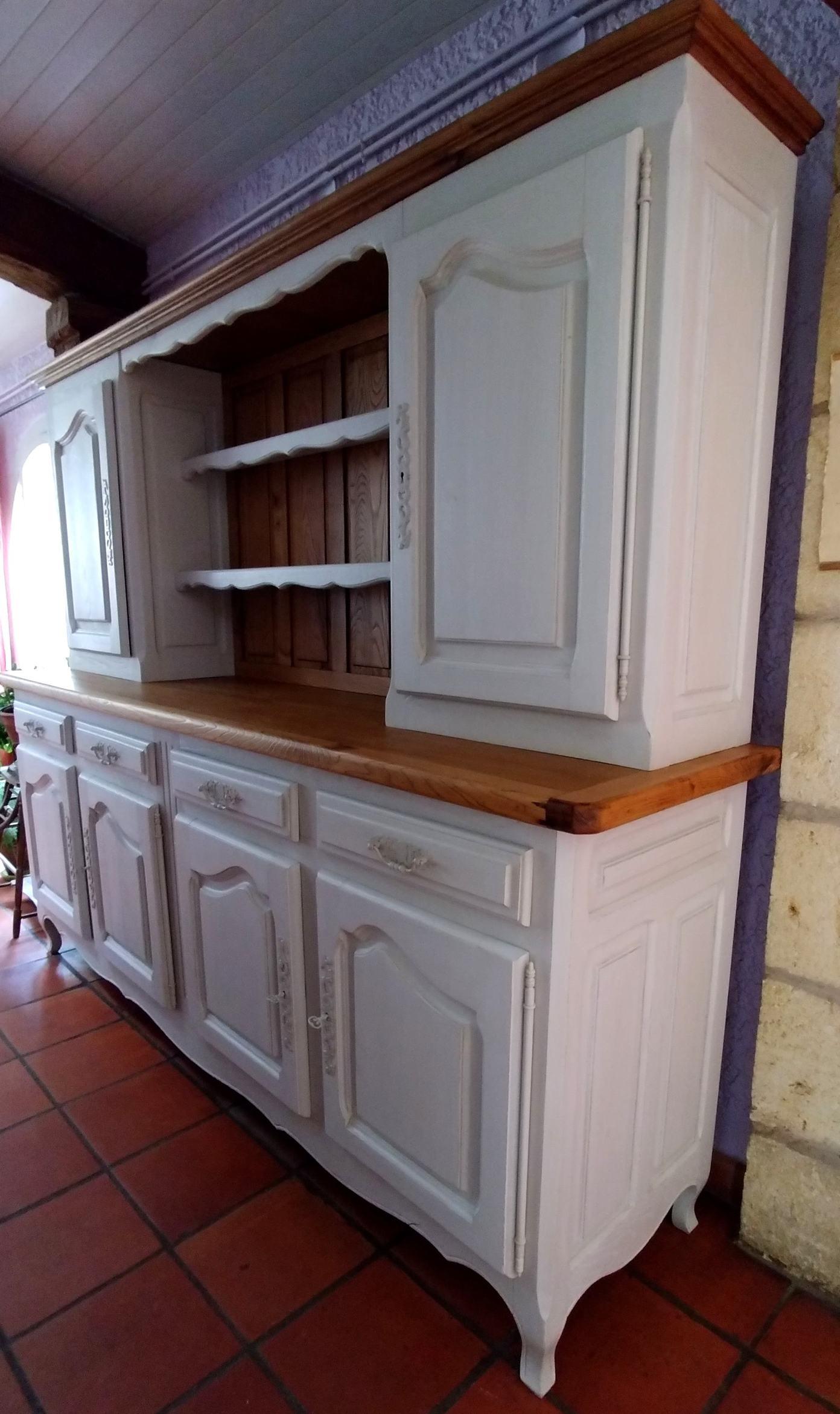 Vaissellier Chene Relooke Detail